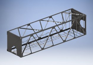 3D-модели металлоконструкций