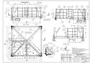 Проектирование металлоконструкций КМД