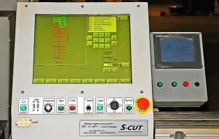 Модуль управления станком плазменной резки