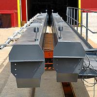 Мостовой опорный двухбалочный кран грузоподъемностью 10 тонн